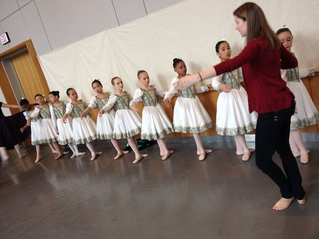 RAD Ballet Exam Information | CDM Dance & Music