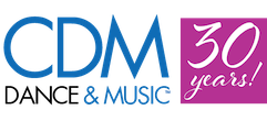 CDM Dance | North York Dance School Logo